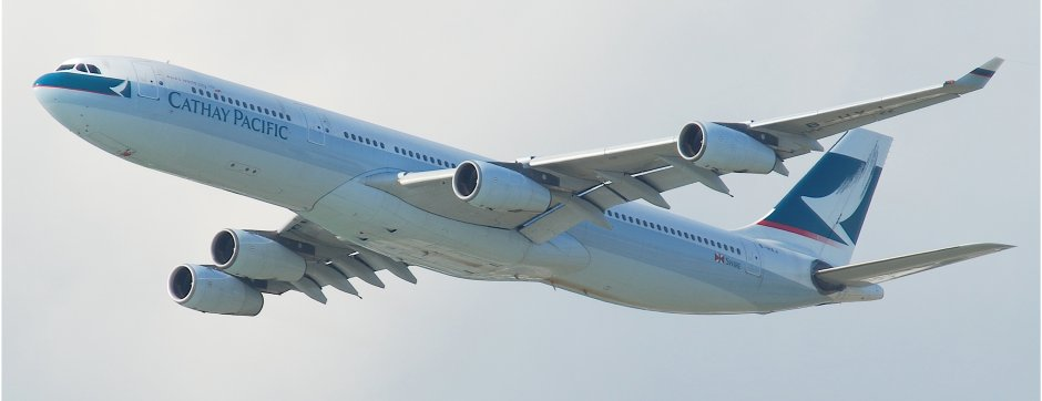 A340 - Cathay Pacific