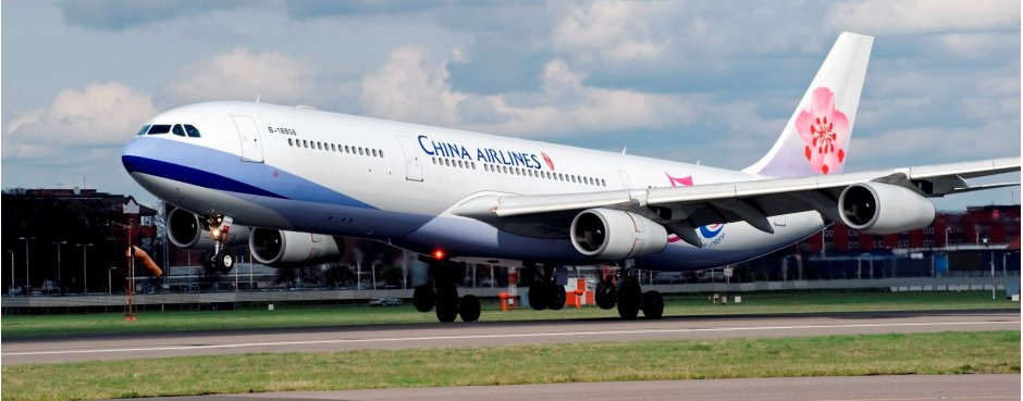 A340 - China Airlines