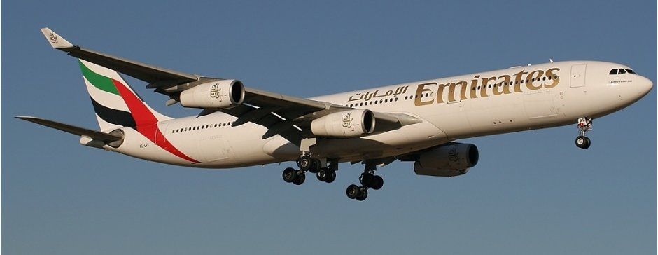 A340 - Emirates