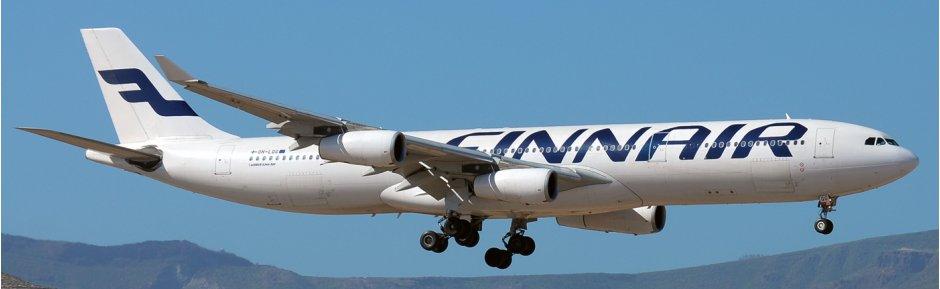 A340 - Finnair