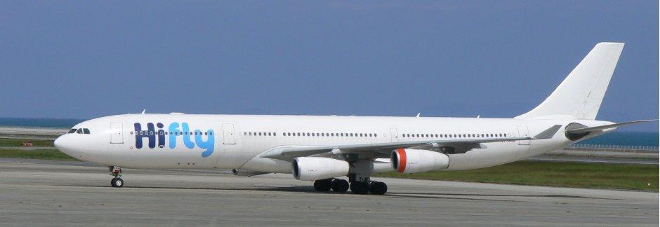 A340 - HiFly