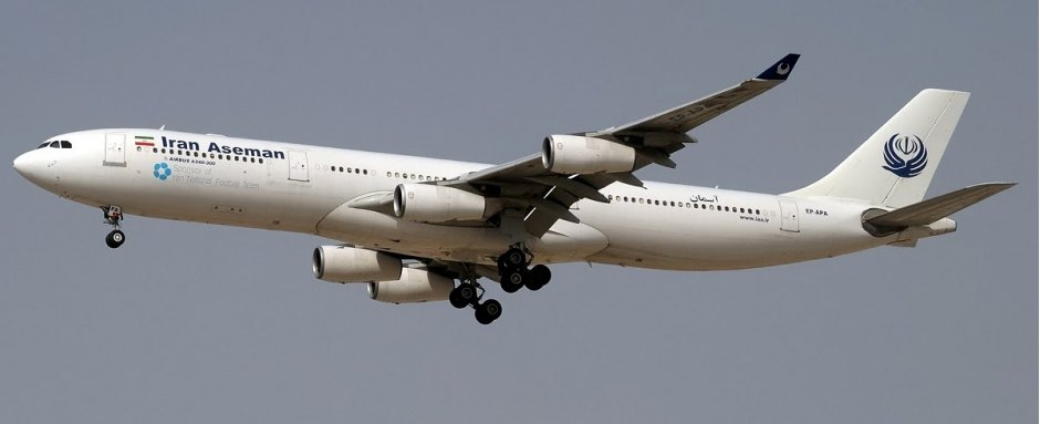A340 - Iran Aseman Airlines