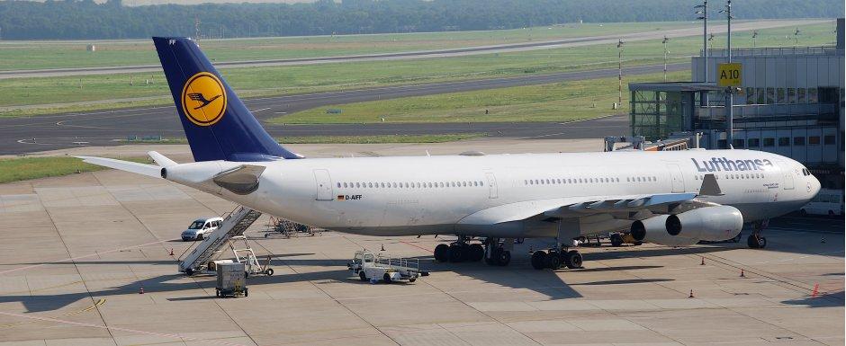 A340 - Lufthansa