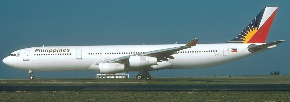 A340 - Philippine Airlines