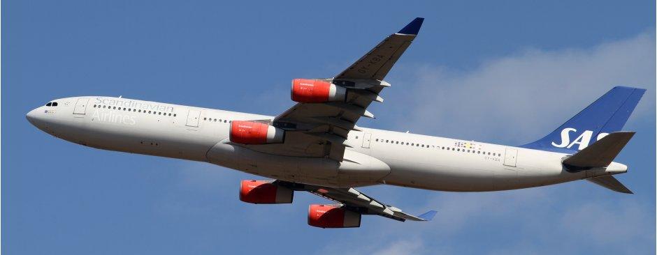A340 - SAS