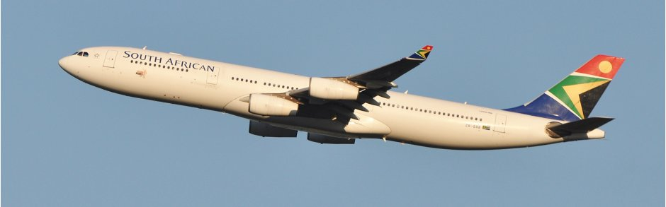 A340 - South African Airways