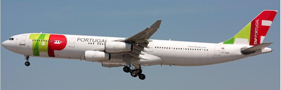 A340 - TAP Portugal