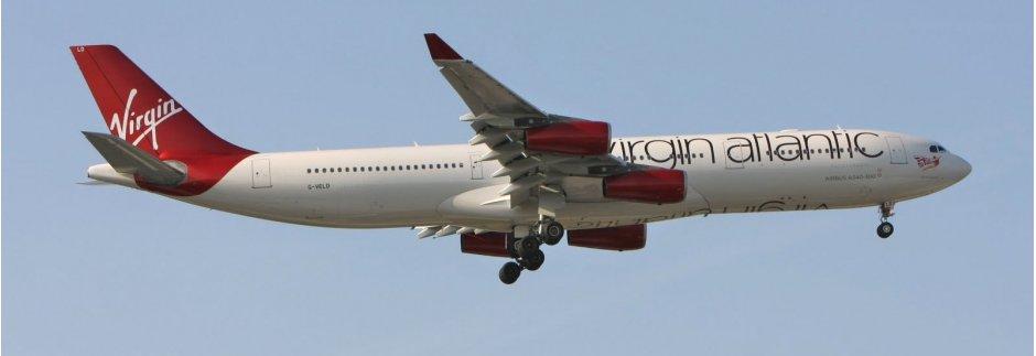 A340 - Virgin Atlantic