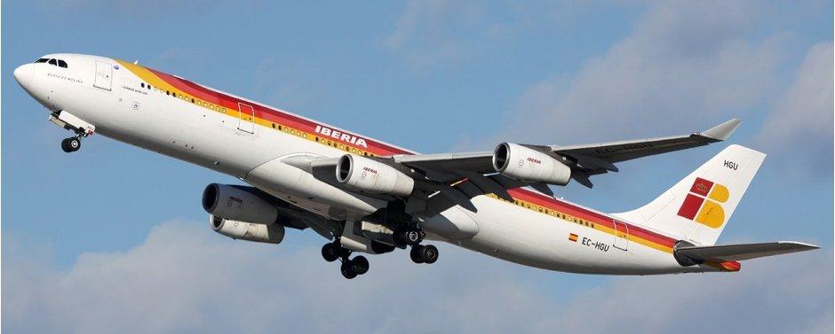 A340 - Iberia
