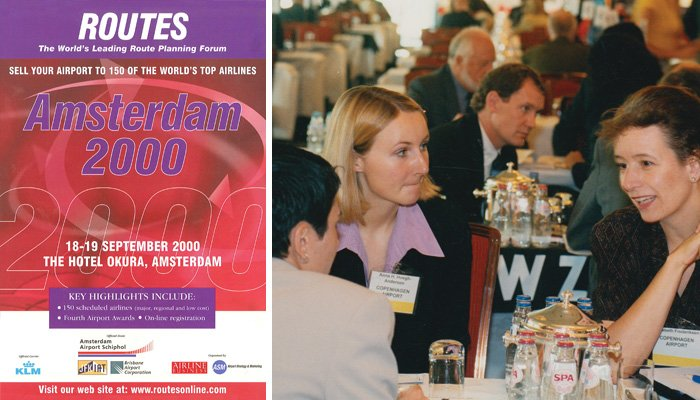World Routes Amsterdam 2000