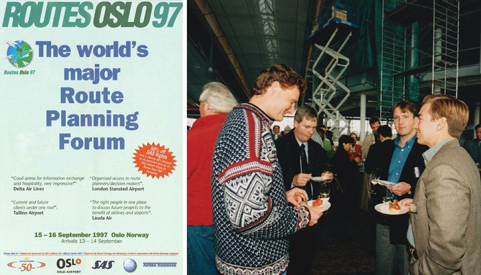 World Routes Oslo 1997