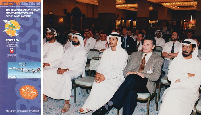 World Routes Abu Dhabi 1996