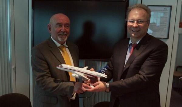 VLM Airlines agrees LoI for two Sukhoi Superjet SSJ100LRs