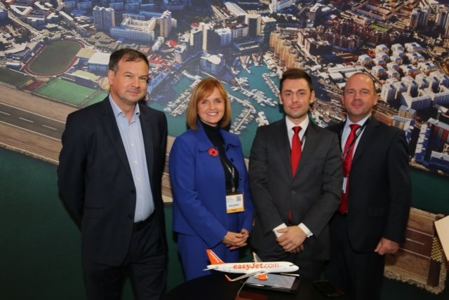 easyJet announces new Bristol - Gibraltar Link at World Travel Market