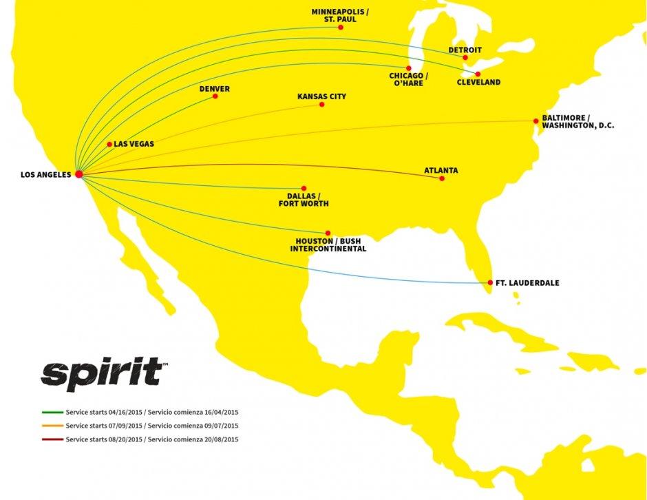 Spirit LAX
