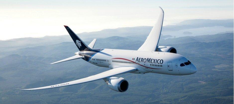 787 - Aeromexico