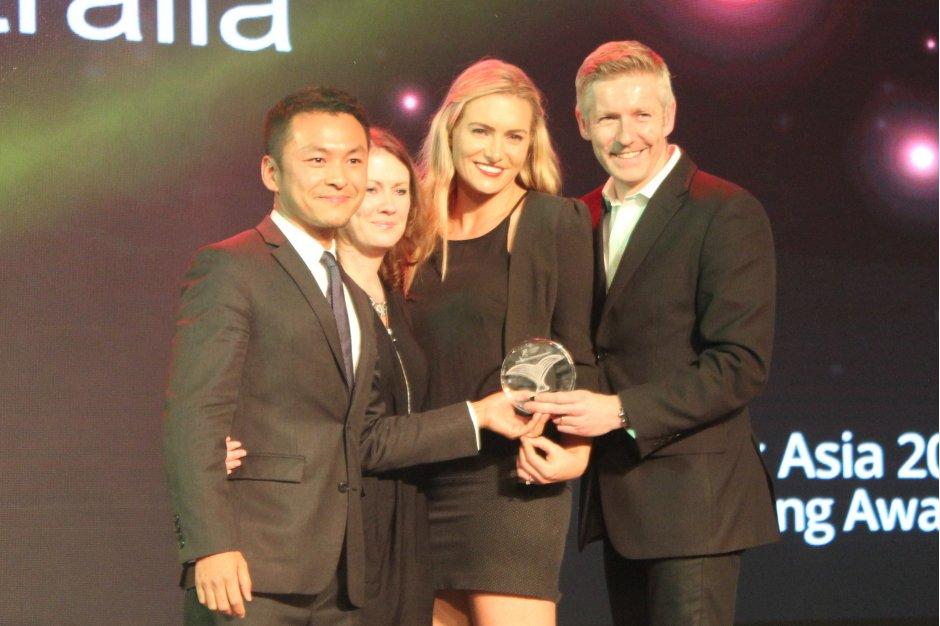 Asia Award - Australia