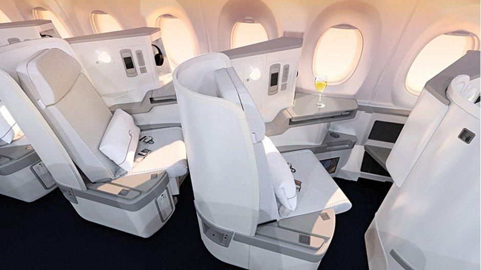 Finnair XWB