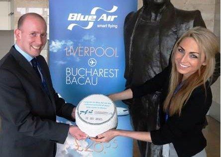 Blue Air Liverpool