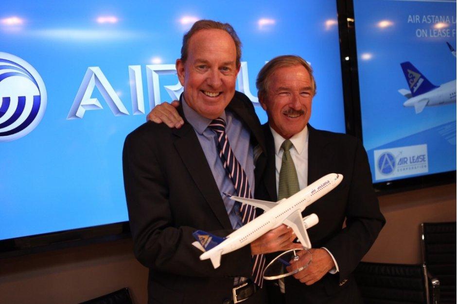 Air Astrana A321LR