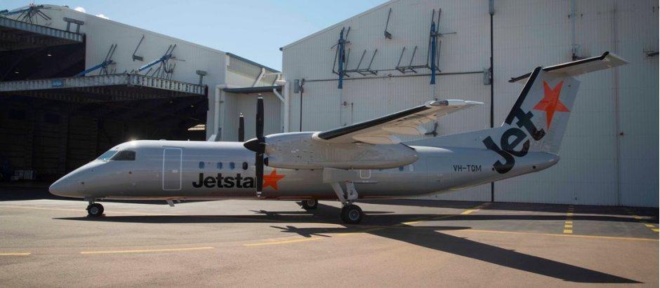 Jetstar Q300