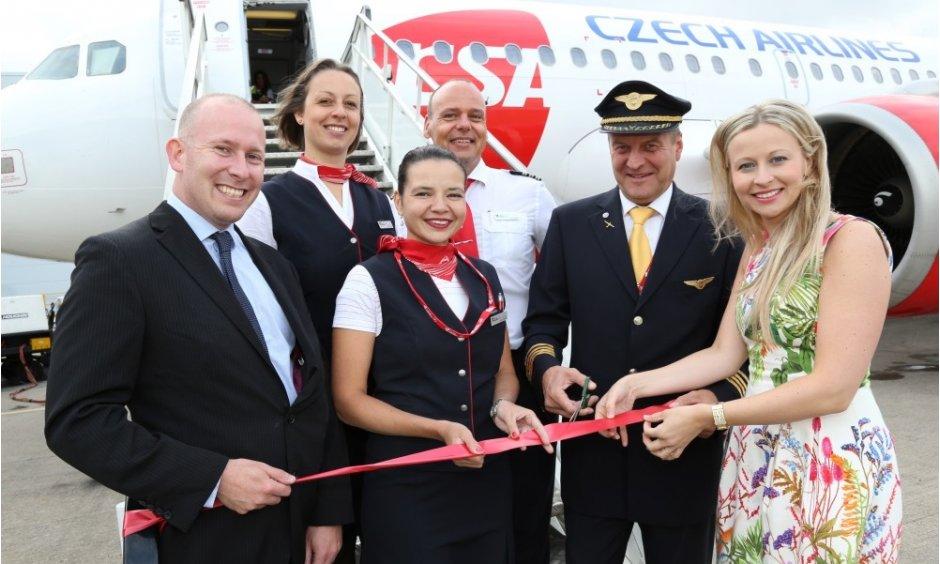 Czech Airlines LPL001