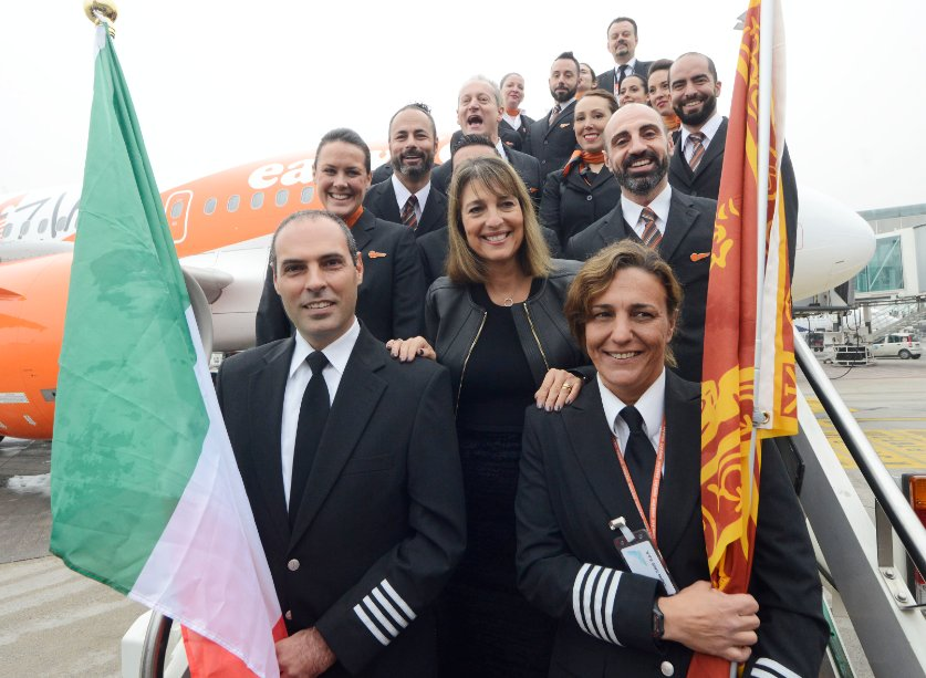 easyJet launches Venice base