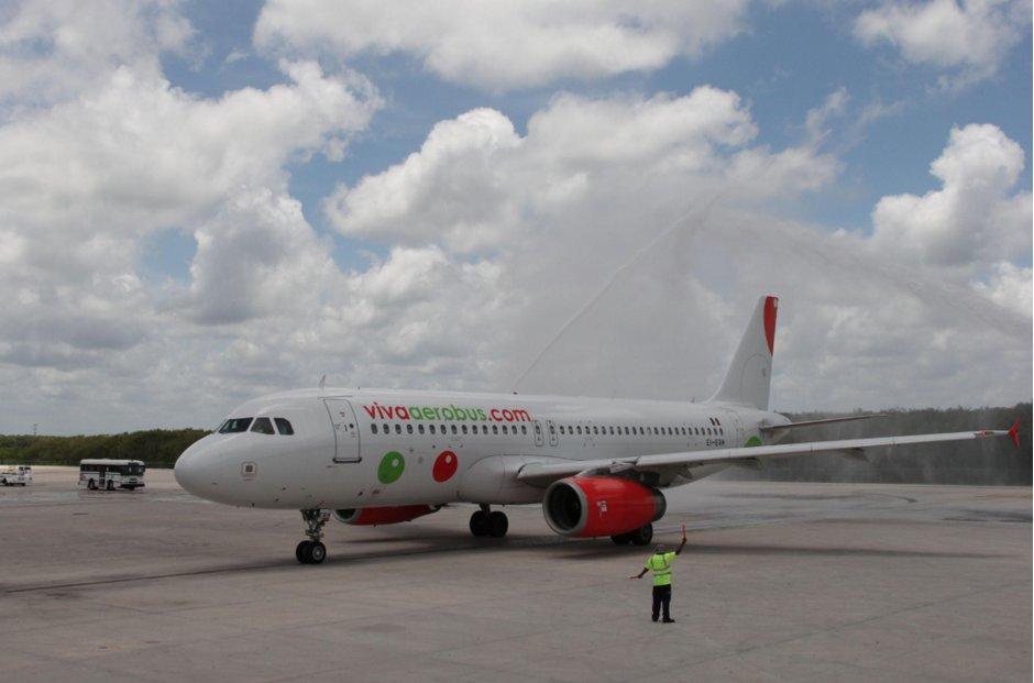 Viva A320 EIS
