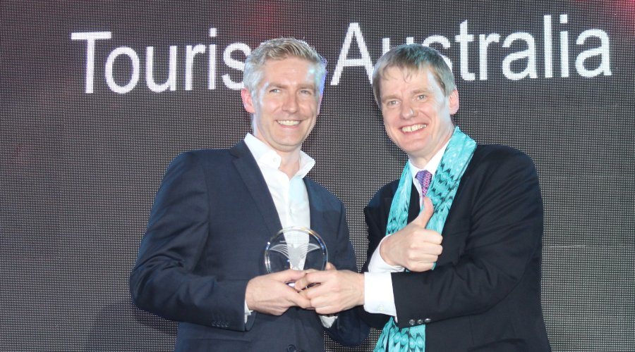 RAS Awards - Tourism Australia