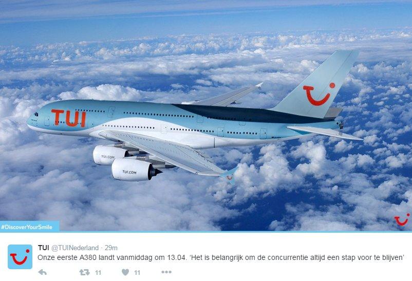 TUI A380