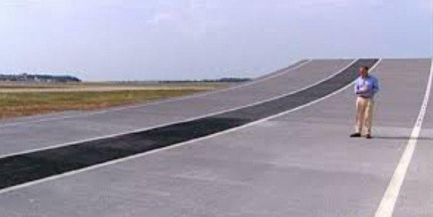 Christchurch Runway Ramp