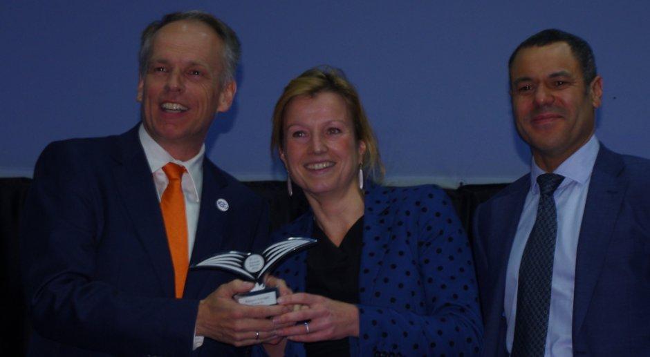 REU AWARDS - Amsterdam Winner