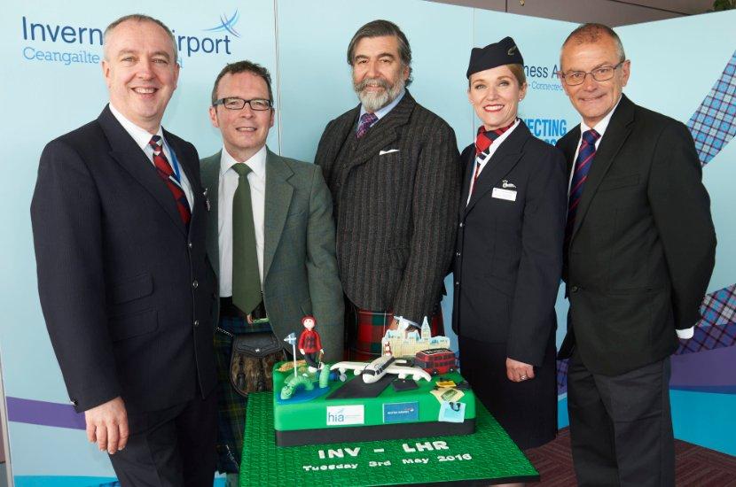 Inverness BA launch