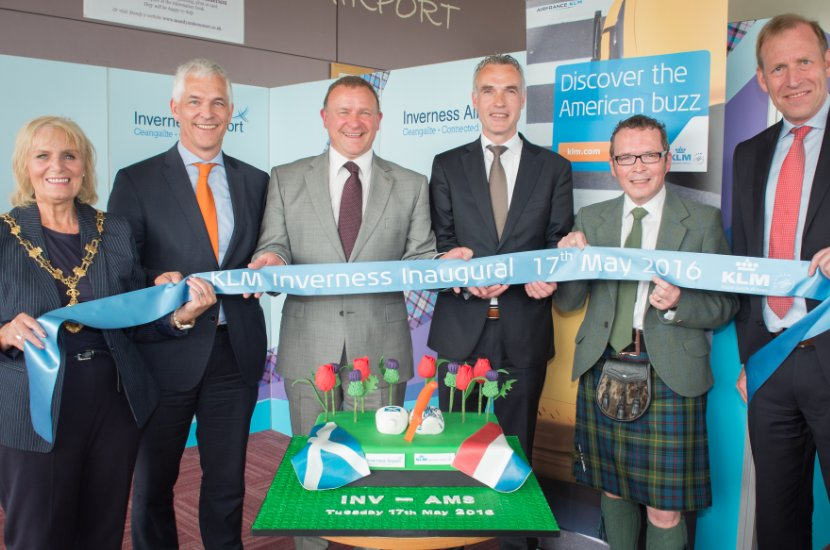 Inverness KLM launch
