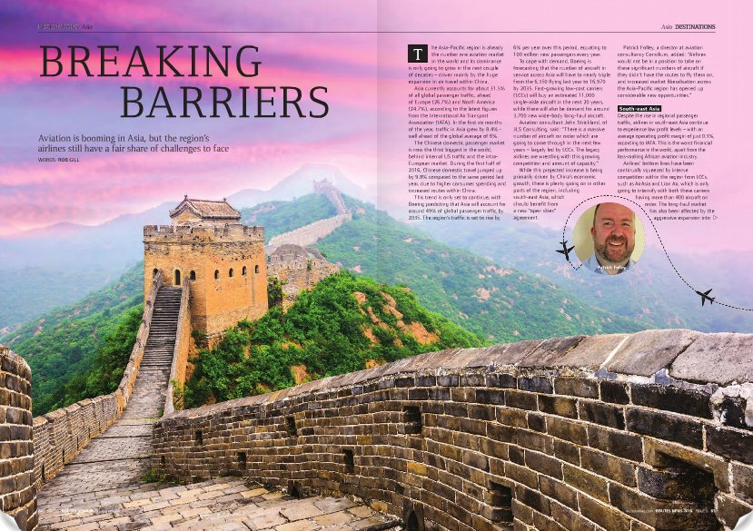 Routes-News6-China Region