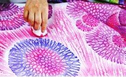 Okinawan Coral Dyeing
