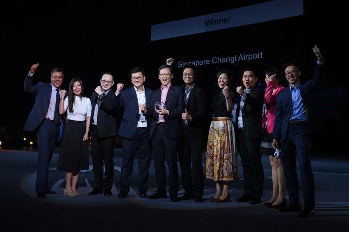 Marketing Awards 2016 - Changi - Category Winner