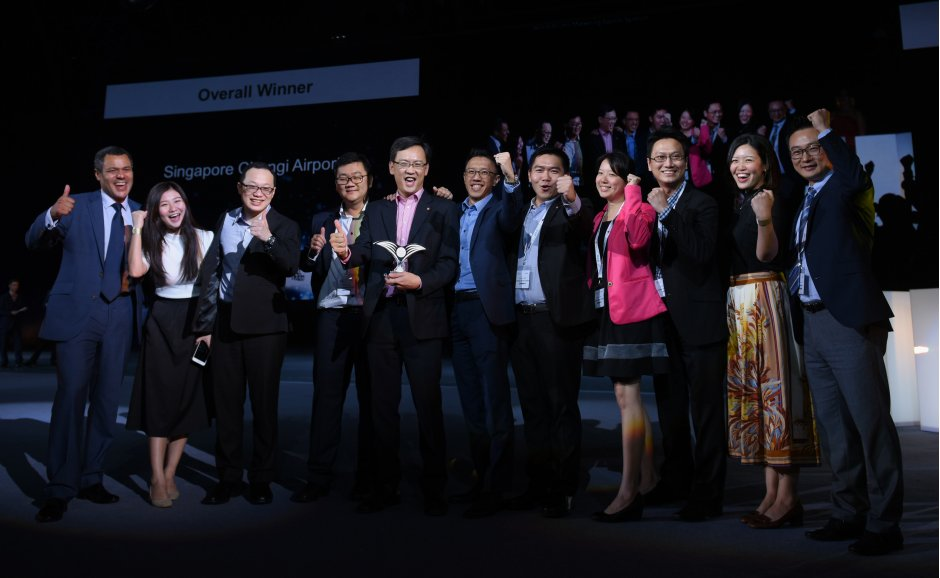 Marketing Awards 2016 - Changi - Overall Winner
