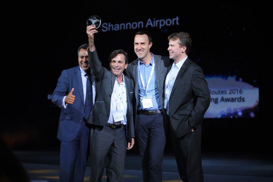 Marketing Awards 2016 - Shannon