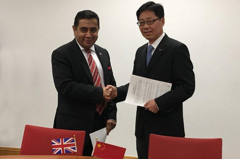 UK-China ASA