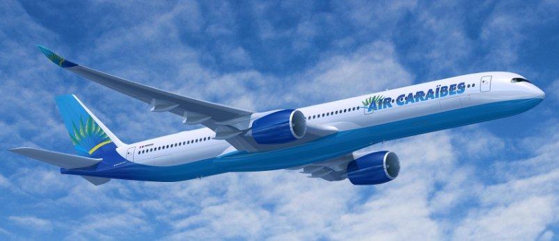 A350 - Air Caraibes