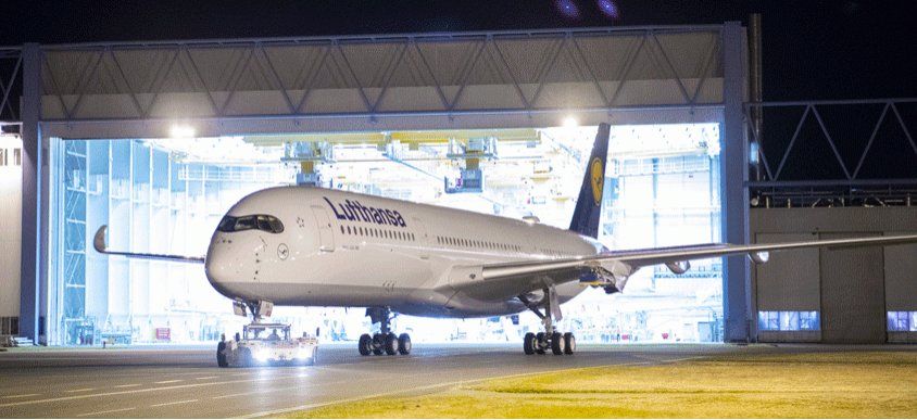 A350 - Lufthansa