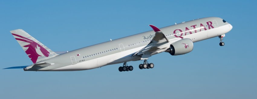 A350 - Qatar Airways