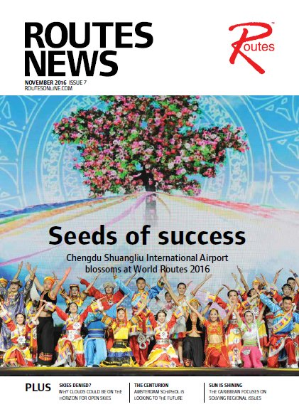 Routes News 7 Cover