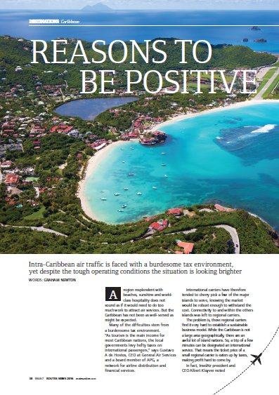 Routes News 7 Caribbean