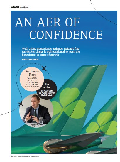 Routes News 7 Aer Lingus