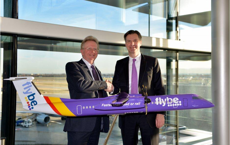 Flybe Heathrow