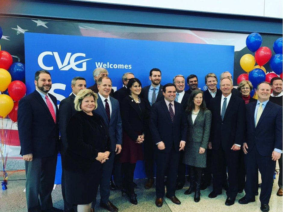Southwest at CVG