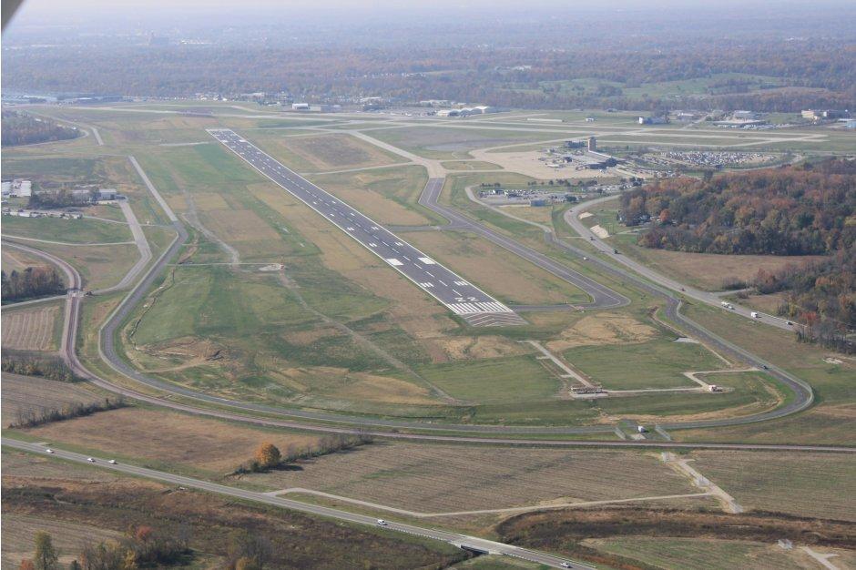 Evansville Runway