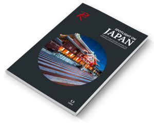 Spotlight on Japan's aviation market Front Cover